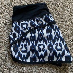 Limited edition Lululemon speed up shorts 2.5